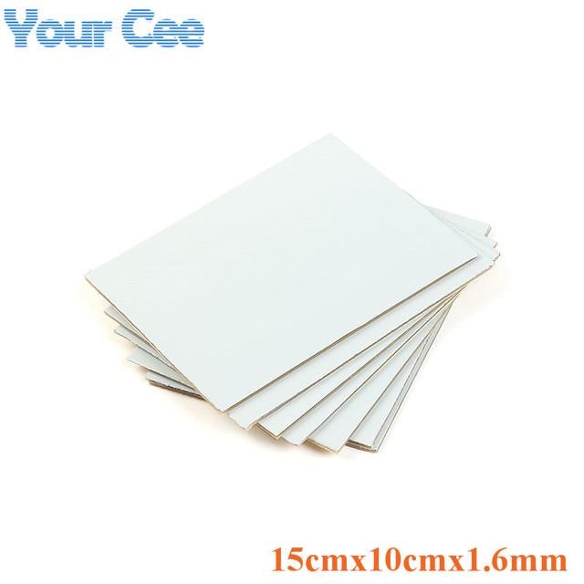 10 pcs Kinsten PP 1510 1015 Positive Acting Presensitized PCB Board 15cmx10cmx1.6mm Single Side Plate Photosensitive