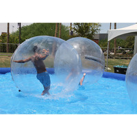 Express shipping good quality 2m diameter inflatable ball Wholesle Sale Colorful Water Bubble Ball,Water Walking Ball,Water Ball