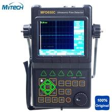 Sale Mitech NDT Equipment Portable Ultrasonic Flaw Detectors Digital UT Flaw Detection MFD650C