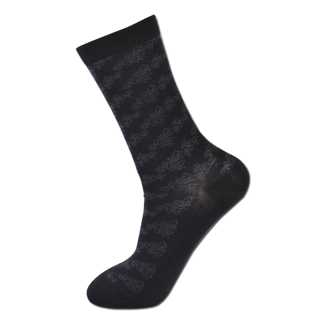 A pack of three pairs, mens business socks Mens cotton thread business socks,Mens business socks are available in three color