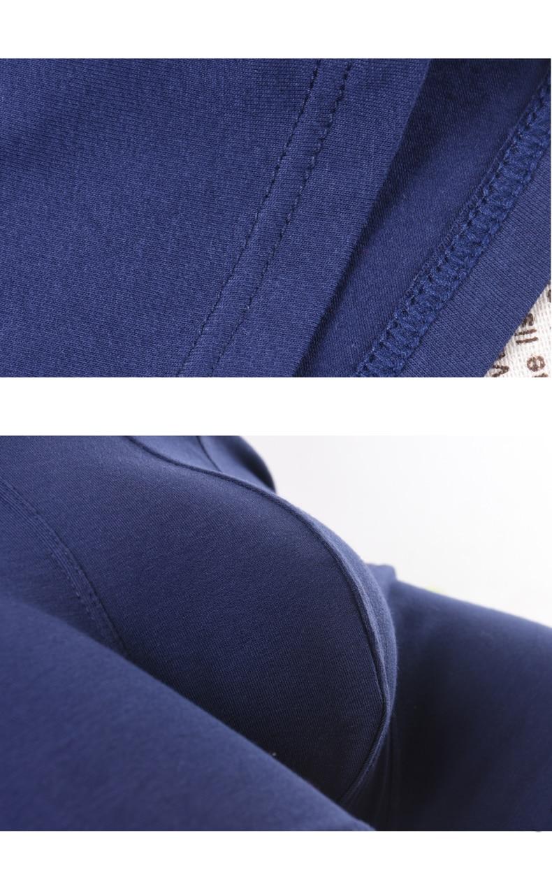 Underpants Male  Long 4Pcs/lot Men Boxers Underwear Cotton Man Boxershorts  Breathable Solid Boxers Gay Underwear cueca boxer