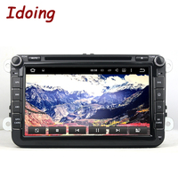 2 Din Navigation Android 5 1 Autoradio DVD GPS 8 Inch Android CAR Steering Wheel Bluetooth