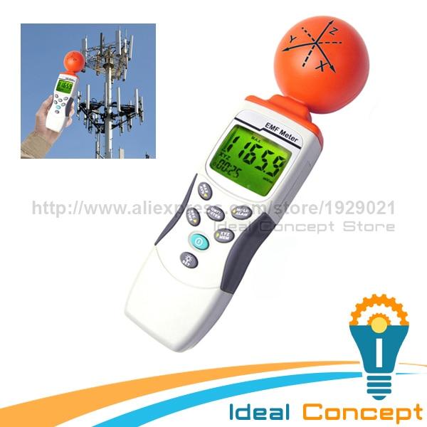 Electromagnetic Wave Field Gauss Meter Strength Radiation Digital RF Wireless LAN Bluetooth джинсы imocean imocean im007ewwda28