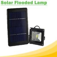 Solar Tuinverlichting LED Spotlight Outdoor Solar LED Schijnwerper met 3 W 9 V Zonnepaneel LED Ondergrondse Licht CE ROHS NIEUWE