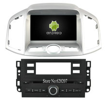 S160 Android 4 4 4 CAR DVD player FOR CHEVROLET Captiva car audio stereo Multimedia GPS