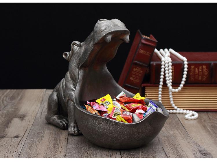 3D-Hippo-Statue-Sculpture-Home-Decoration-Accessories-Desk-Storage-Box-Figurine-Home-Decor-Ornament- Wedding-Party-Decorations (2)