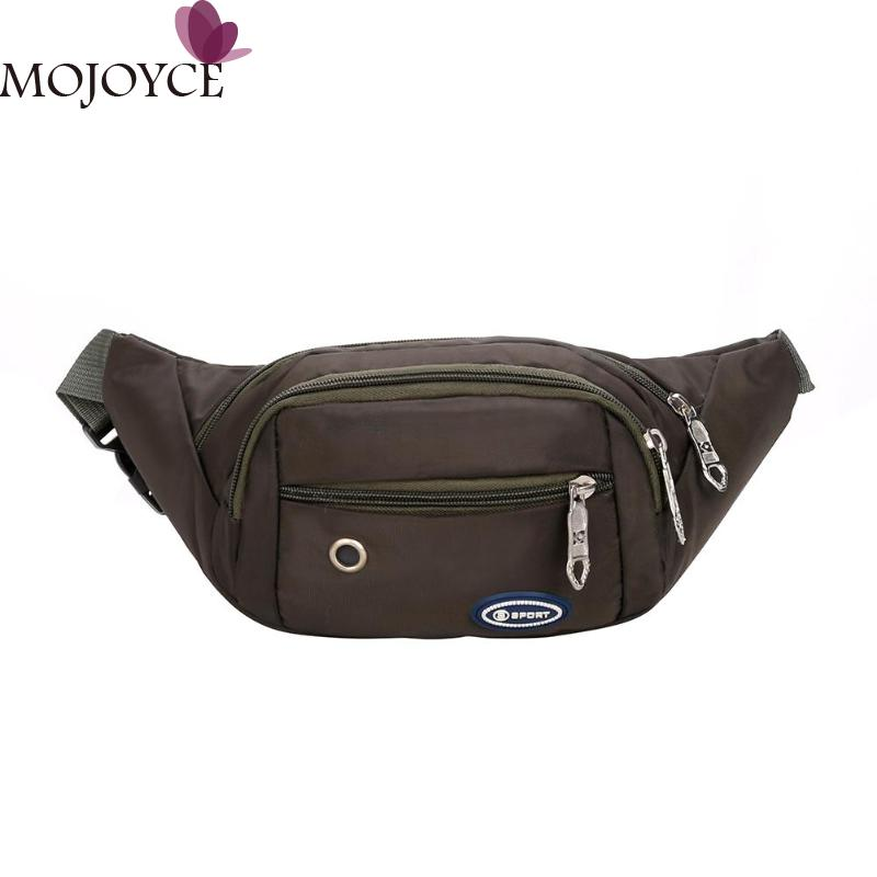 a6b0876df029 Men Women Waterproof Waist Bag Outdoor Sports Fanny Pack Crossbody Belt  Pouch Specifications  Material  Polyester Fabric  Waterproof oxford