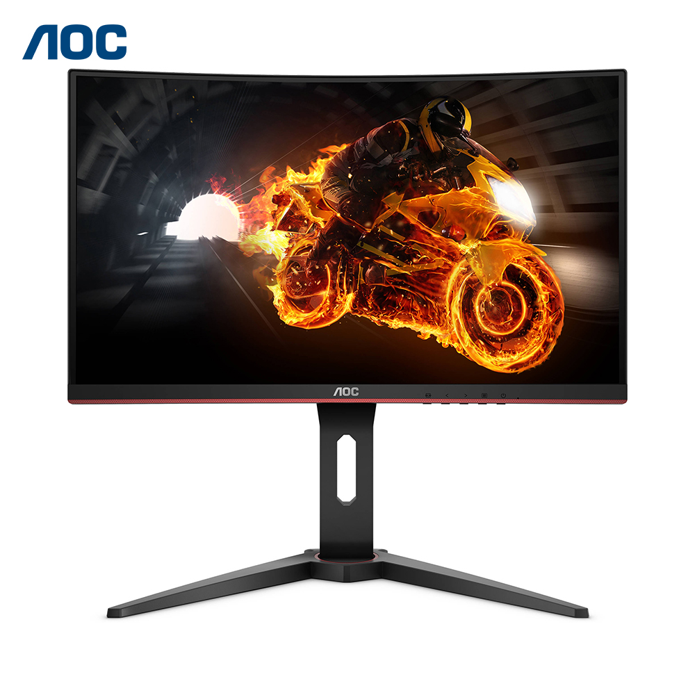AOC Gaming C24G1 LCD Monitors, 24'', 1920 x 1080 pixels