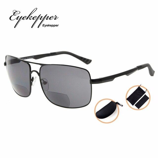 691d1def66 Sg804 eyekepper bifocales Gafas de sol lectura Gafas de sol sunreaders  hombres 1.00 ~ 3.50