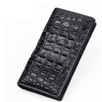 England Style Men Long Style Genuine Leather Purse 2017 New Style Multi Cards Cow Leather Fashion Men Wallet .