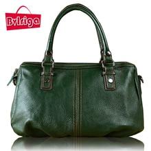 BVLRIGA Genuine Laether Bag Luxury Handbags Women Bags Designer Women Messenger Bags High Quality Famous Brands