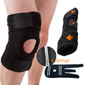 Outdoor Mountaineering 4Spring Support Adjustable Elastic Sports Kneepads Breathable Leg Knee Brace Patella Guard Protector Pads
