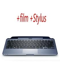 Neue Abnehmbare Offizielle Abnehmbare Original Metall Tastatur Station Stehen Fall Abdeckung Für Samsung ATIV Smart PC 700 t 700T1C XE700T