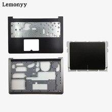 Для Dell Inspiron 15-5000 5545 5547 5548 15M Ноутбук Упор для рук верхний чехол/Нижняя крышка нижний чехол/тачпад DP/N 0WHC7T