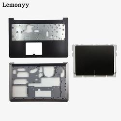 Novo para dell inspiron 15-5000 5545 5547 5548 15 m portátil palmrest superior caso/base inferior capa caso inferior/touchpad dp/n 0whc7t