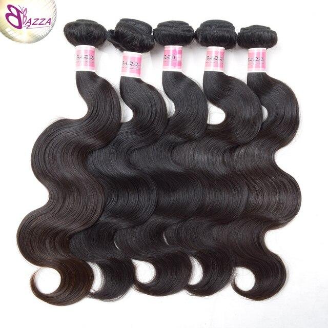 Bazza Hair Product Malaysia Virgin Hair Vendors Extensions 5pcs