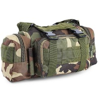 Outlife Outdoor Military Tactical Waist Pack 3L Oxford Molle Camping Hiking Pouch Backpack Bag Waist Bags