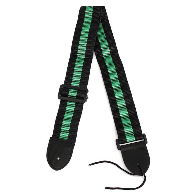 Adjustable Durable Striped Guitar Straps