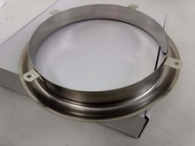 10 Inch 250mm 316L Stainless Steel Round Shape Opening Portlight Porthole Window Hatch For Marine Boat Yacht