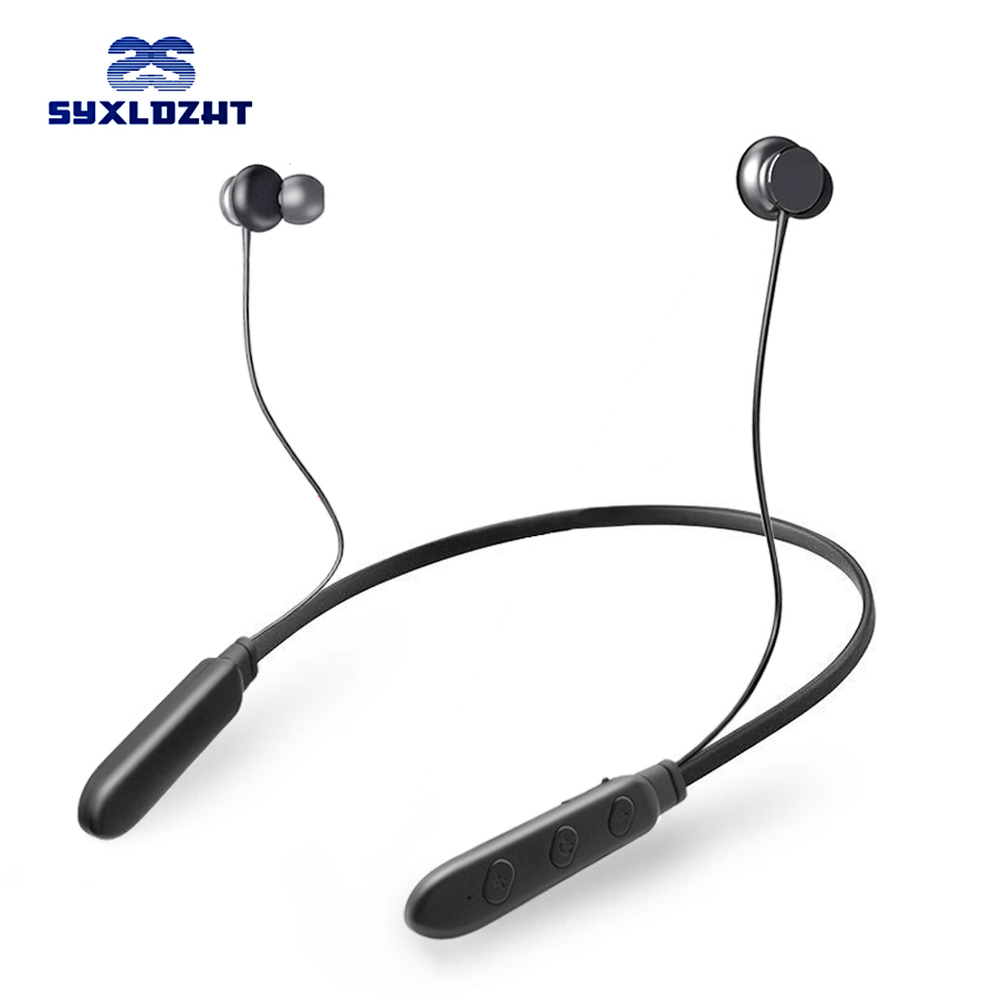 SYXLDZHT B11 Sport Wireless Headphone Bluetooth Earphone Stereo Noise Cancelling Bluetooth Earbuds Headset For Phone with Mic awei a950bl bluetooth headphone noise cancelling wireless earphone cordless headset with microphone casque earpiece kulakl k