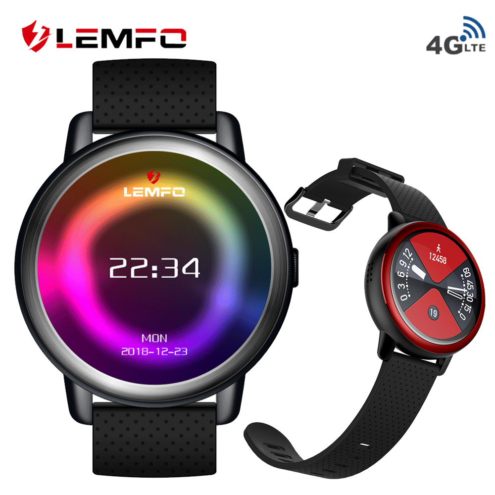 LEMFO LEM8 4G Smart Watch Android 7 1 1 2GB 16GB With GPS 2MP Camera 1