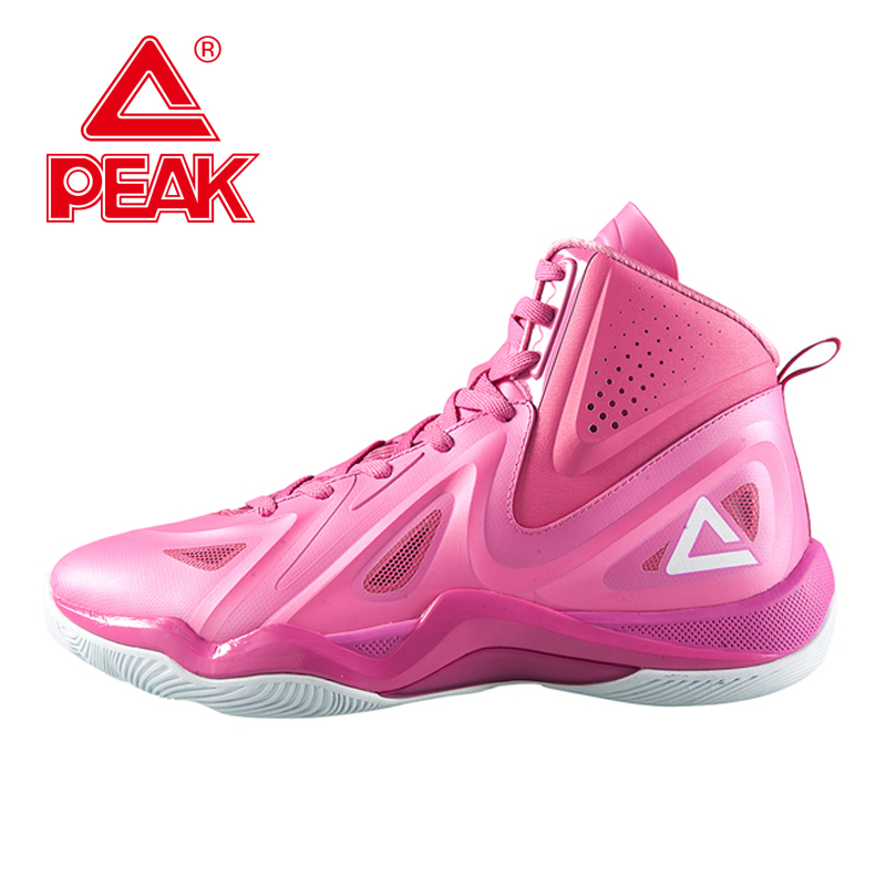 PEAK Professional Basketball Shoes Challenger 2.2 Men Women Basket Homme Tech Athletic Ankle Boots Breathable Basket Femme yealon basketball shoes men basket homme basse hombre basket homme men s high ankle sneakers basketball boots 2016