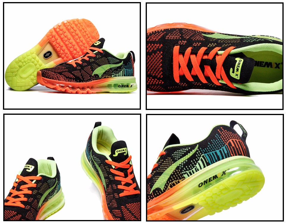 Onemix Running Shoes Men Sneakers For Women Sport Shoes Athletic Zapatillas Outdoor Breathable Original Shoes For Hombre Mujer 5