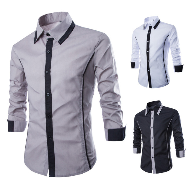 Aliexpress.com : Buy Casual Hawaiian Shirts Men Cotton Linen ...