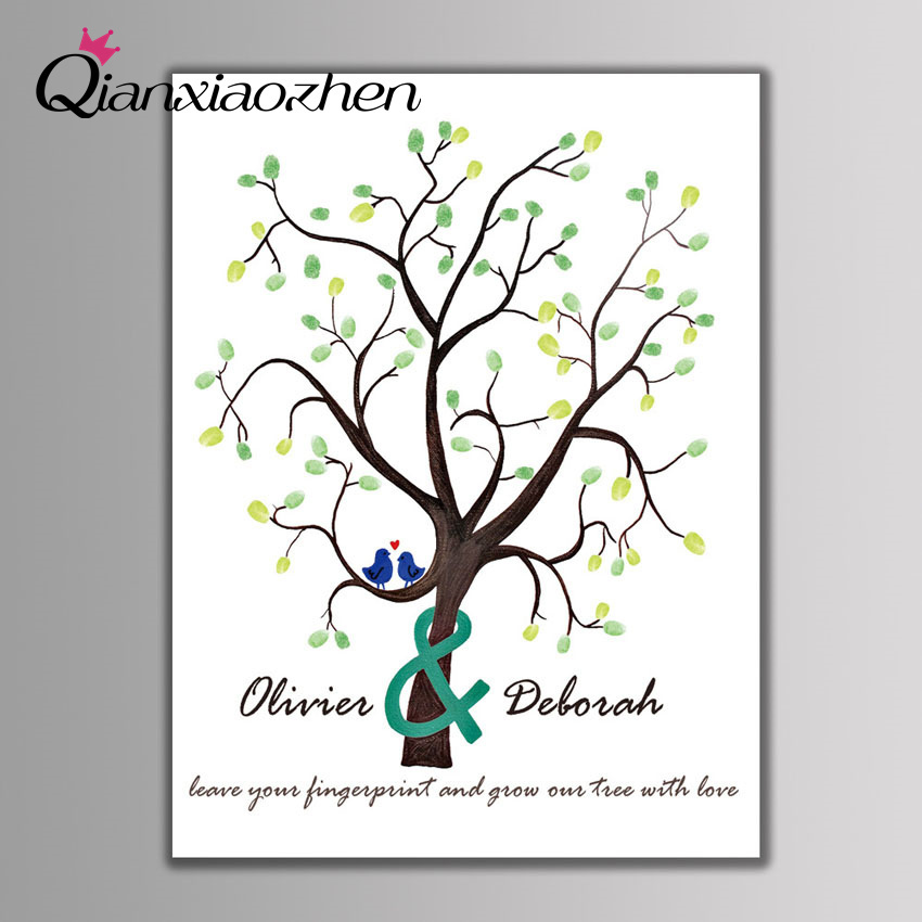 Aliexpress Decoration Mariage Aliexpress.com : Buy Qianxiaozhen Personalized Tree