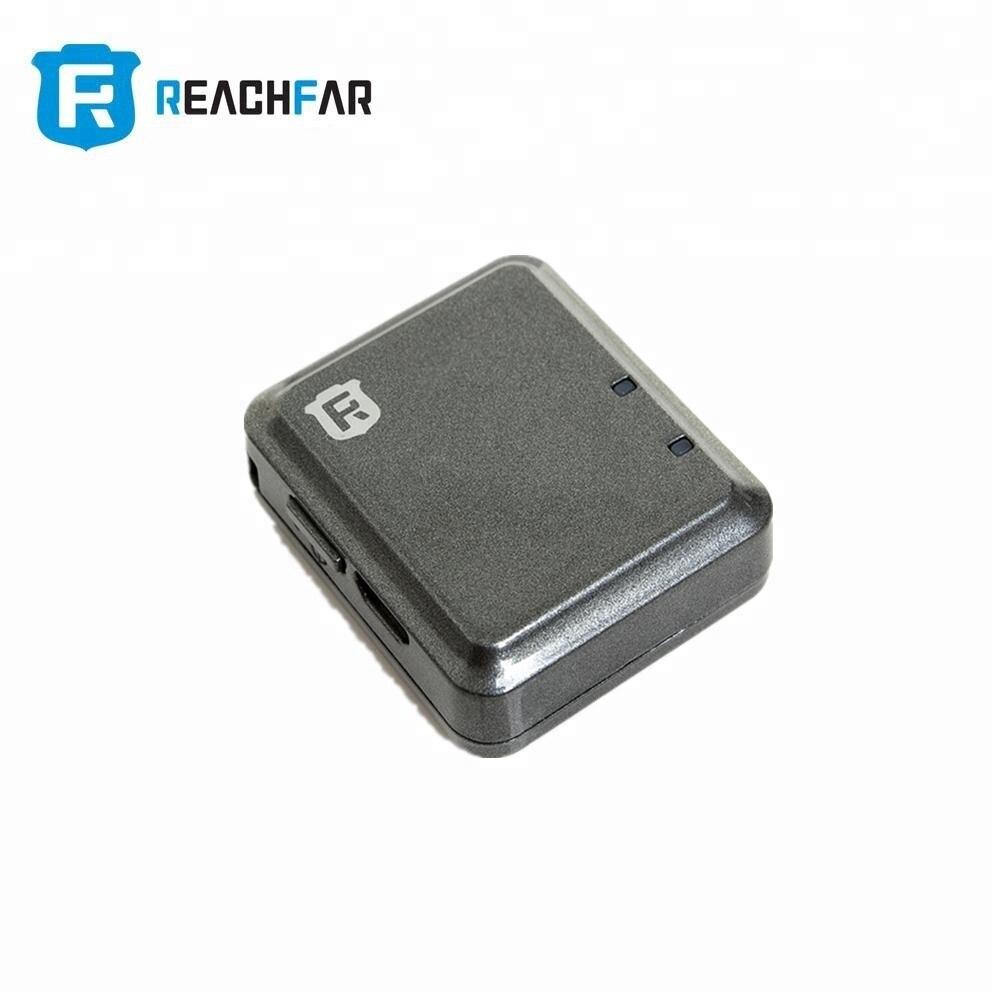Super Mini RF-V8 GPS Personal mascotas motocicletas rastreador GPRS de seguimiento a través de un sitio web sistema GSM y SOS comunicador no caja de venta al por menor