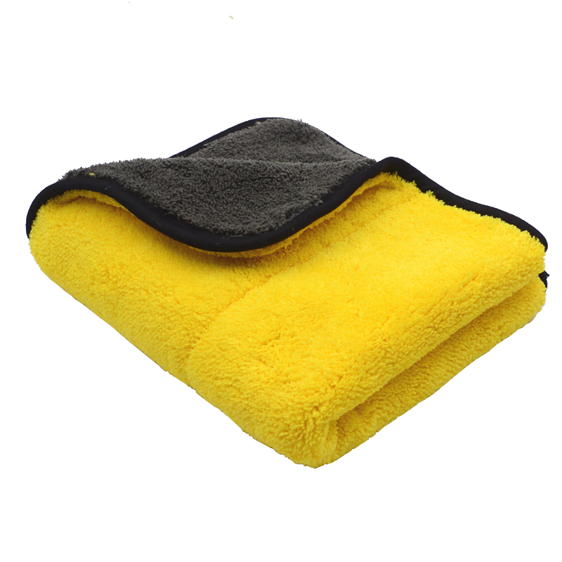 800gms Car Care Polishing Super Thick Plush Microfiber Car Cleaning Cloth Car Care Microfibre Wax Detailing Washing Drying Towel Back To Search Resultsautomobiles & Motorcycles