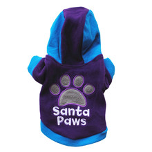 Winter Casual Pets Dog Clothes Warm Coat Jacket Clothing WarmCostume  Size XS~XL Pet  Product  Dog Supplie Sweaters F922