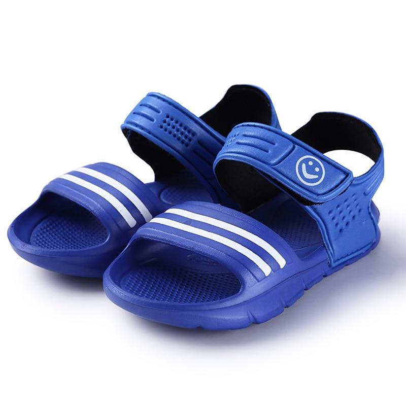 New Summer Children 2016sandals Slip-resistant Wear-resistant Small Boy Casual Sandals Girls Boys Shoes Child Summer Sandals