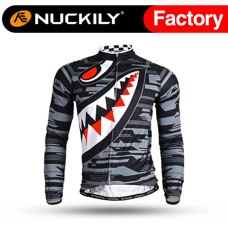 dc3470a821fed ᗔNuckily Male Quick Dry Custom Cycling Jersey MC001 - a365