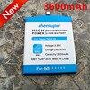 Chensuper BN30 3600mAh Battery For Xiaomi Redmi 4A Redrice 4A Hongmi 4A Batteries