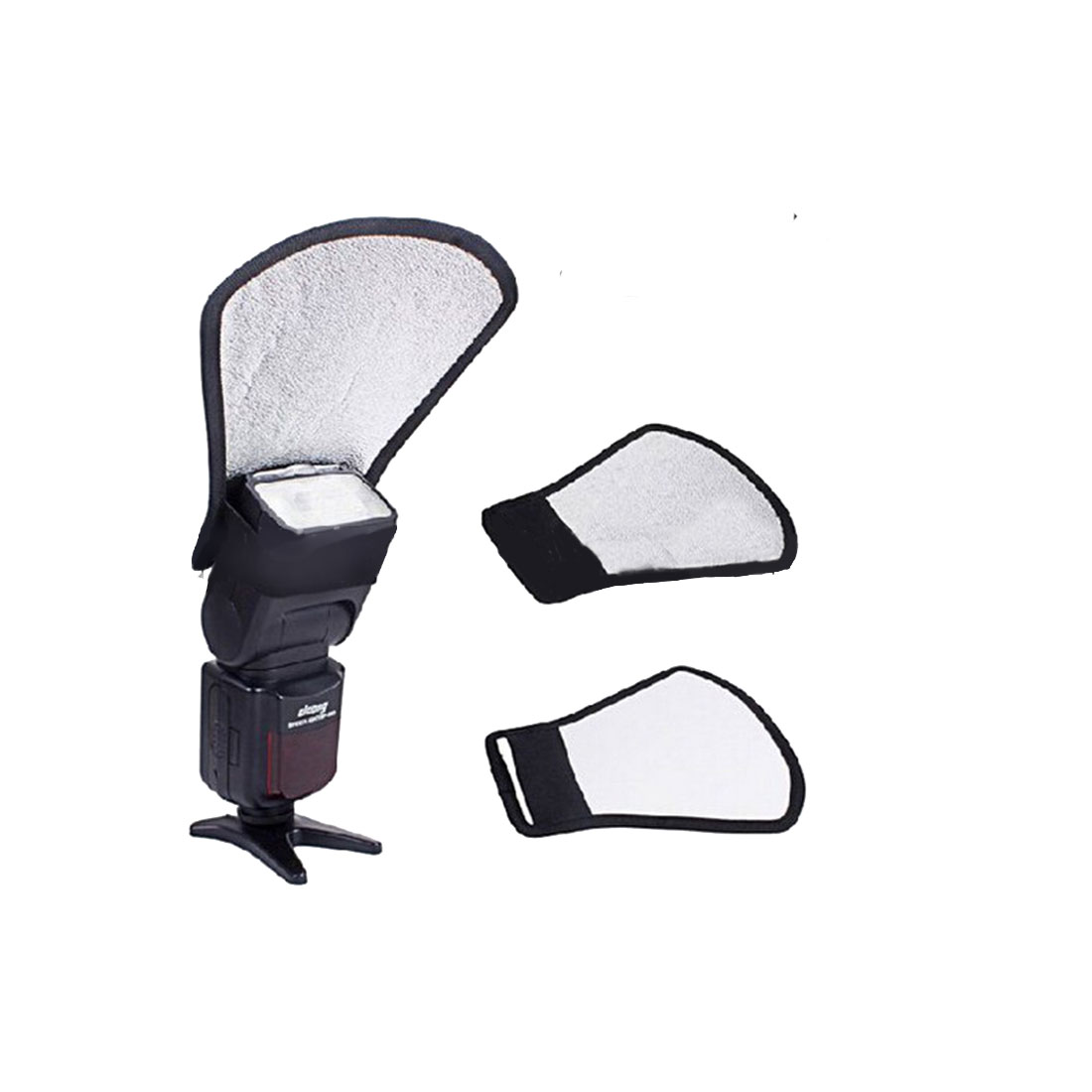 High quality Softbox Flash Diffuser Reflector for most kinds of SLR camera Speedlite Photography Studio Accessories 11*18*20cm