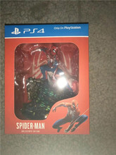 Anime figures Marvel toys Spiderman action figure Game PS4 With Scenes Marvel collectibles