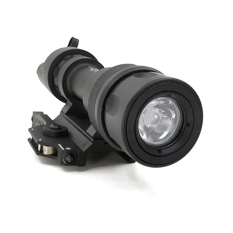 SOTAC-GEAR M952V Luz de explorador QD montaje LED WeaponLight impermeable linterna constante Blanco/estroboscópico/momentáneo salida blanca