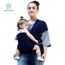 2016 Fesyen dan Nyaman Bayi Bayi Hipseat Baby Sling Carrier Balut Ransel Pouch untuk Bayi Kelahiran hingga 35Lbs
