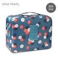 La segunda generación Huabu bolsa de lavado portátil de viaje paquete de cuatro bolsas de almacenamiento a prueba de agua bolsa de cosméticos de viaje necesarios