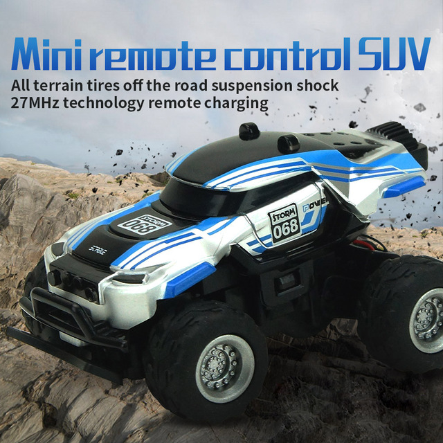 New Foot Rc Drift Car High Sd Mini Racing Remote Control Electric Vehicle 4wd Off Road Suv Truck To Indoor Playing Toy