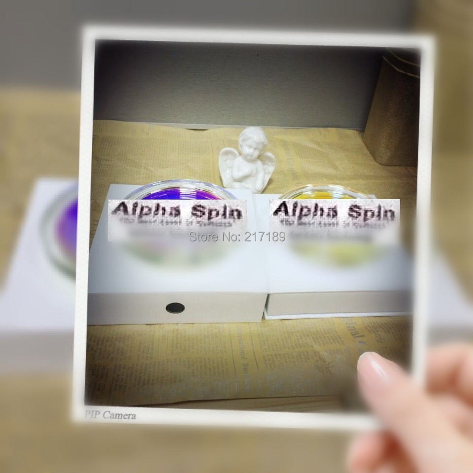 Promotion! Hot sale model !Low Price Alphaspin with Neg ions  take care your health  1pack= 3pcs +1pcs free  2 Color