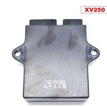 Мотоцикл XV250 Virago QJ250H V-двойной цифровой cdi-зажигание устройство для экономии электроэнергии для Yamaha 250cc XV 250 Электрические запчасти