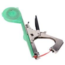 Завод филиал ручной вязки Брошюровальные машины цветок огород Tapetool tapener стволовых обвязки Профессиональный Инструменты для обрезки TH4