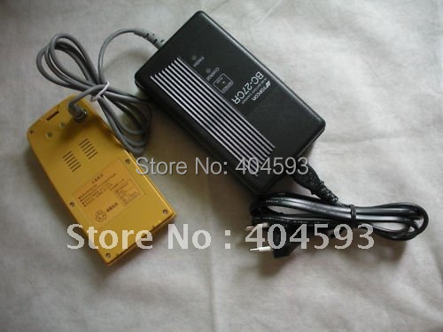 wholesale TOPCON TOTAL STATION Battery BT-52QA and Charger BC-27CR free shipping good quality цена