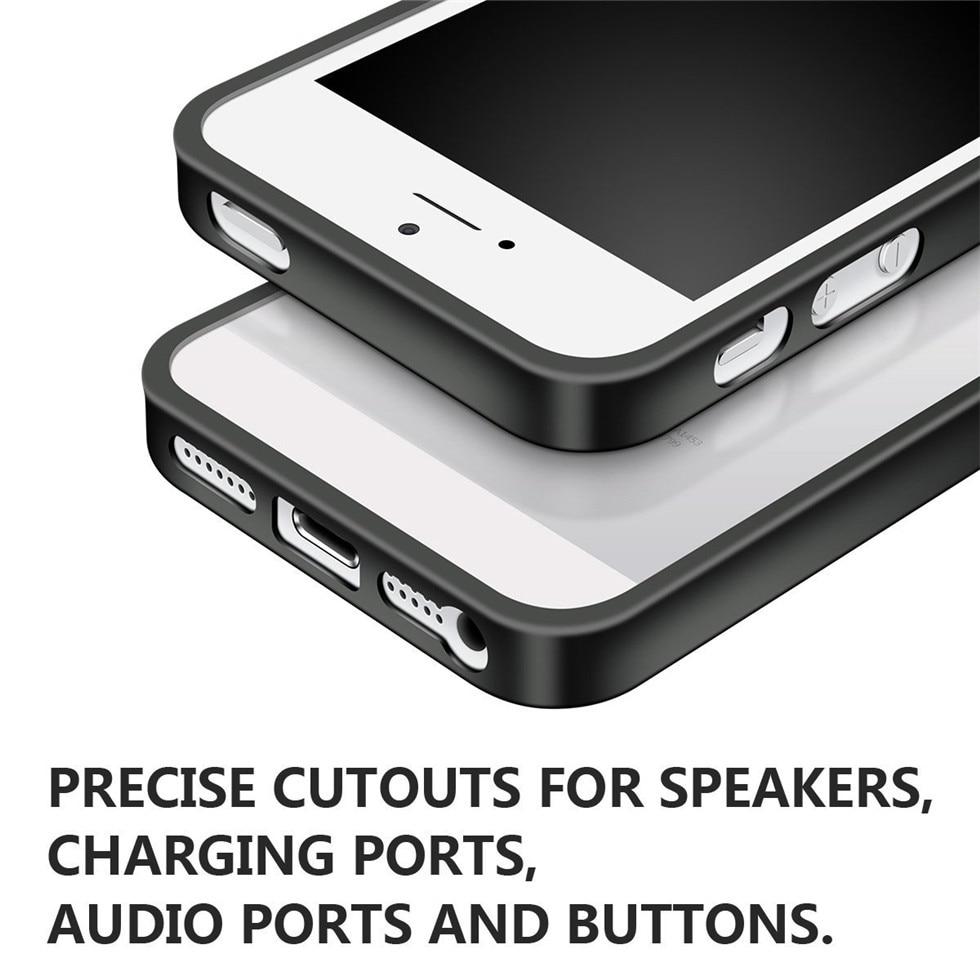 IQD iPhone 5s Case- ի համար SE պաշտպանիչ - Բջջային հեռախոսի պարագաներ և պահեստամասեր - Լուսանկար 3