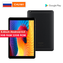 CHUWI Original Hi9 Pro tablette PC MT6797 X20 Deca Core Android 8.0/8.1 3 GB RAM 32 GB ROM 2 K écran double 4G tablette 8.4 pouces