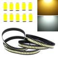 20 ~ 1000 pcs 0.5 W 1/2 W 5630/5730 LED Quente/Branco Verde Vermelho azul Amarelo/UV SMD Chip LED Milho Bulbo Da Lâmpada de Luz de Diodo