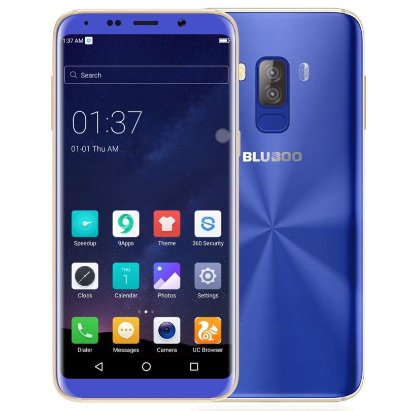 HIPERDEAL Bluboo S8 5.7 ''HD 18:9 Pieno Schermo 4G Smartphone MTK6750 Octa Core 3 GB/32 GB nov27