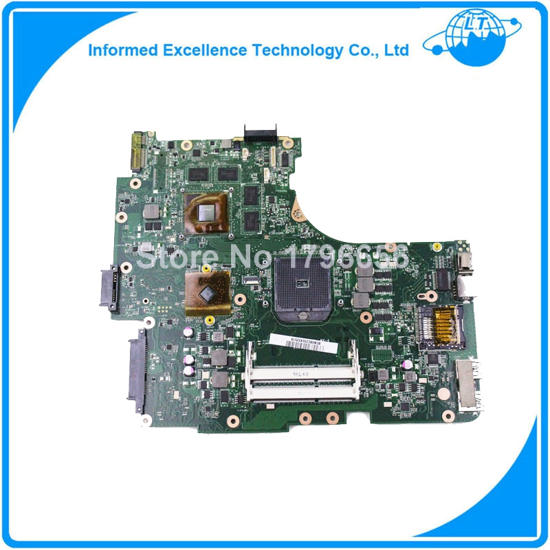 For ASUS N53TA N53TK N53T 1GB RAM laptop motherboard mainboard fully tested perfect free shipping v6j for asus vx1 laptop motherboard mainboard fully tested 100